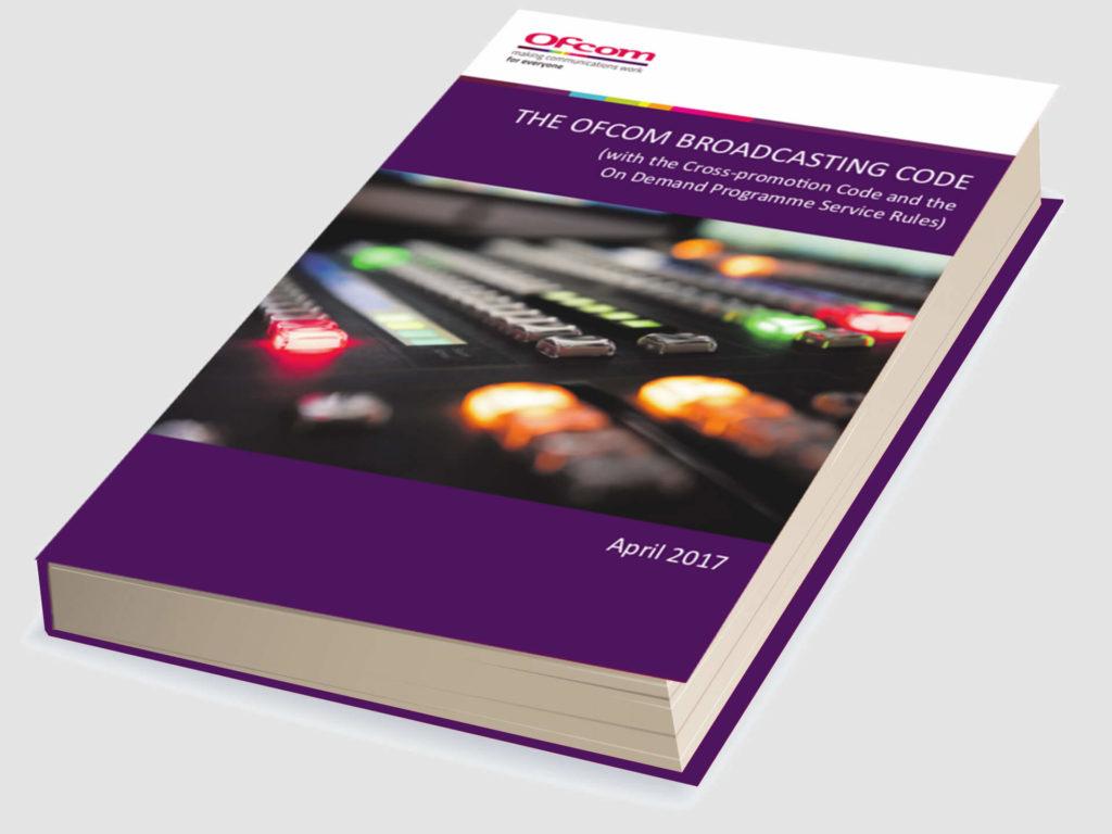 Ofcom Broadcasting Code (April 2017)