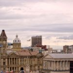 Birmingham City Centre Skyline