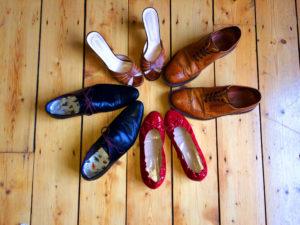 Executives' Shoes